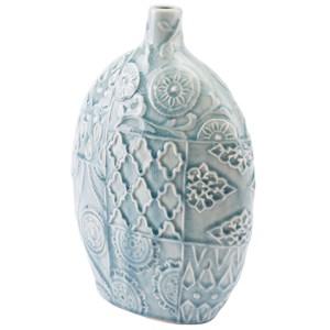 Zuo Vases Medallion Small Vase