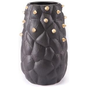 Zuo Vases Black Cactus Vase Medium