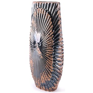 Zuo Vases Elm Small Vase