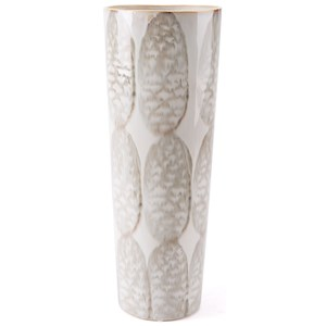 Zuo Vases Feather Tall Vase