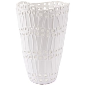 Zuo Vases Cal Short Vase