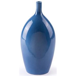 Zuo Vases Cobalt Medium Vase