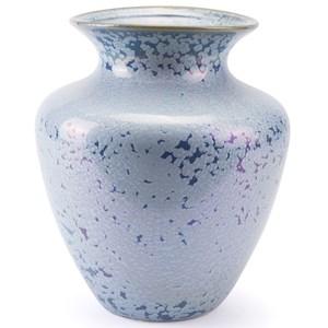 Zuo Vases Crystal Blue Tall Vase