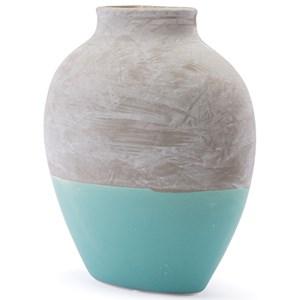 Zuo Vases Azte Large Vase