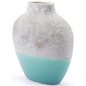 Zuo Vases Azte Small Vase