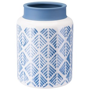Zuo Vases Zig Zag Vase Large
