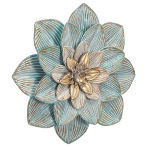 Silver Price Succulent Wall Decor Large