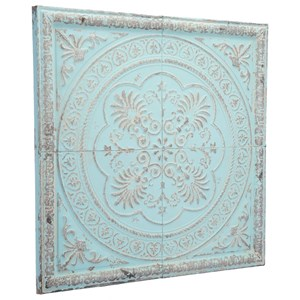 Zuo Wall Art Ancient Plaque