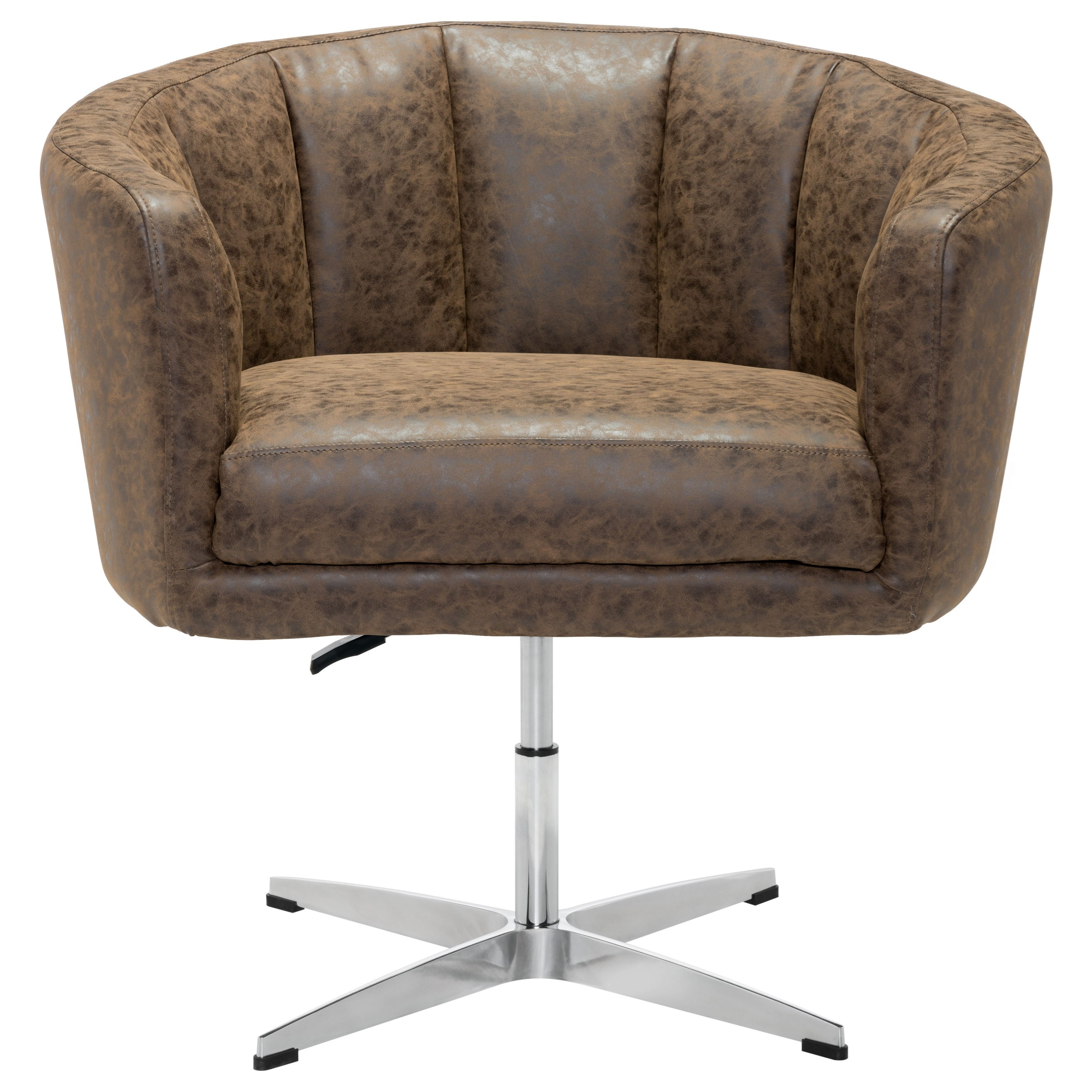 Fantastic Wilshire Adjustable Height Accent Chair By Zuo At Royal Furniture Cjindustries Chair Design For Home Cjindustriesco