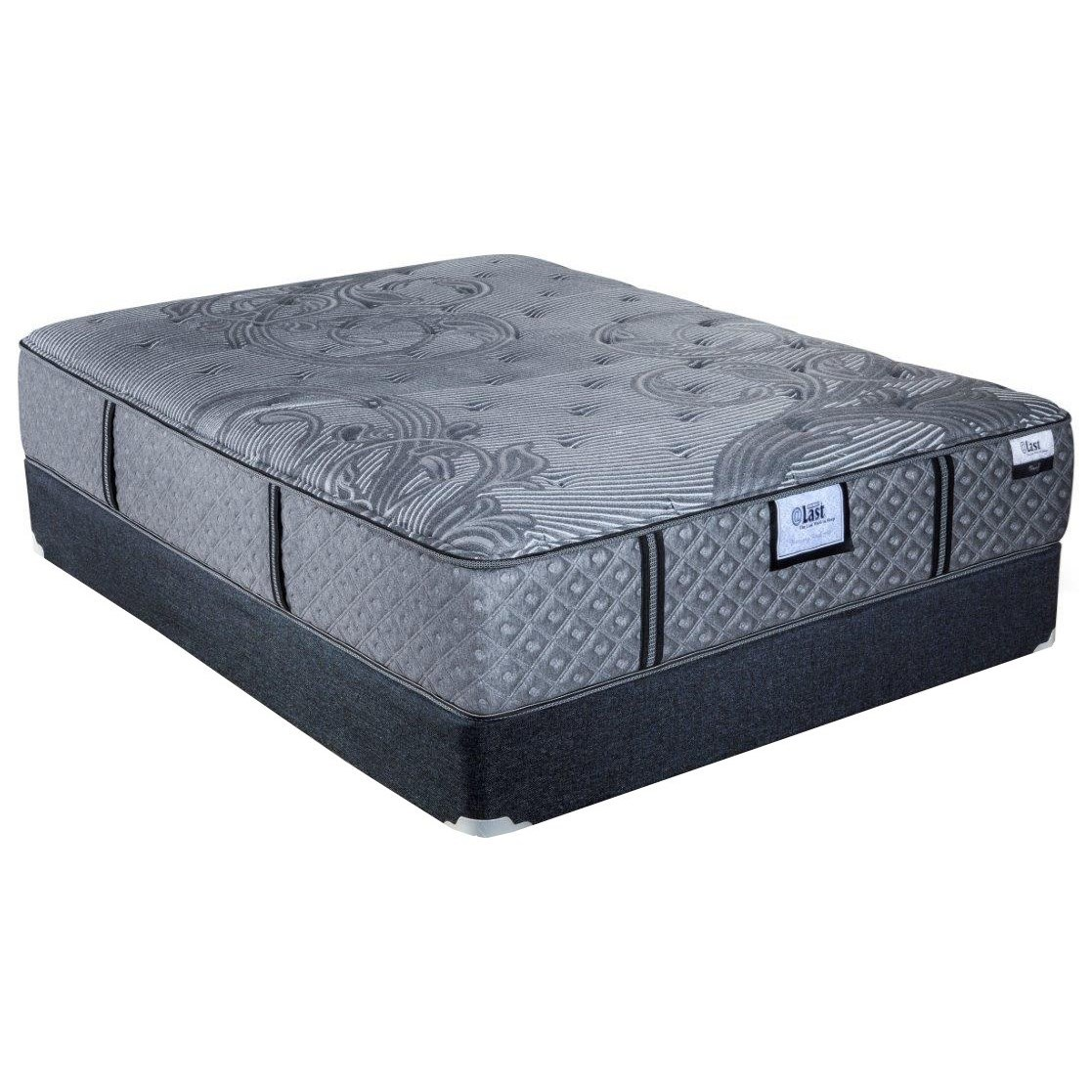 @Last Classic Haleakala Gentle Firm King Pocketed Coil Mattress Set by @Last at Zak's Home