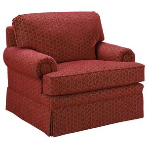Fairfield 3720 Lounge Chair