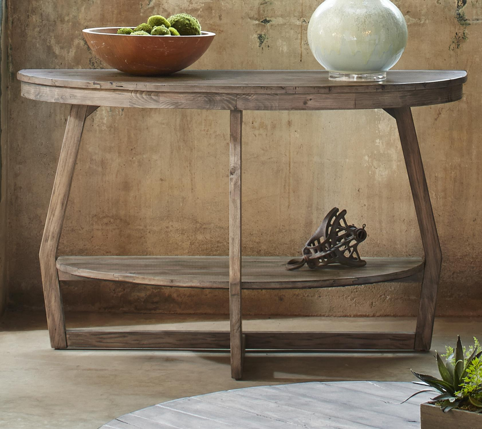 Hayden Way Console Table by Libby at Walker's Furniture