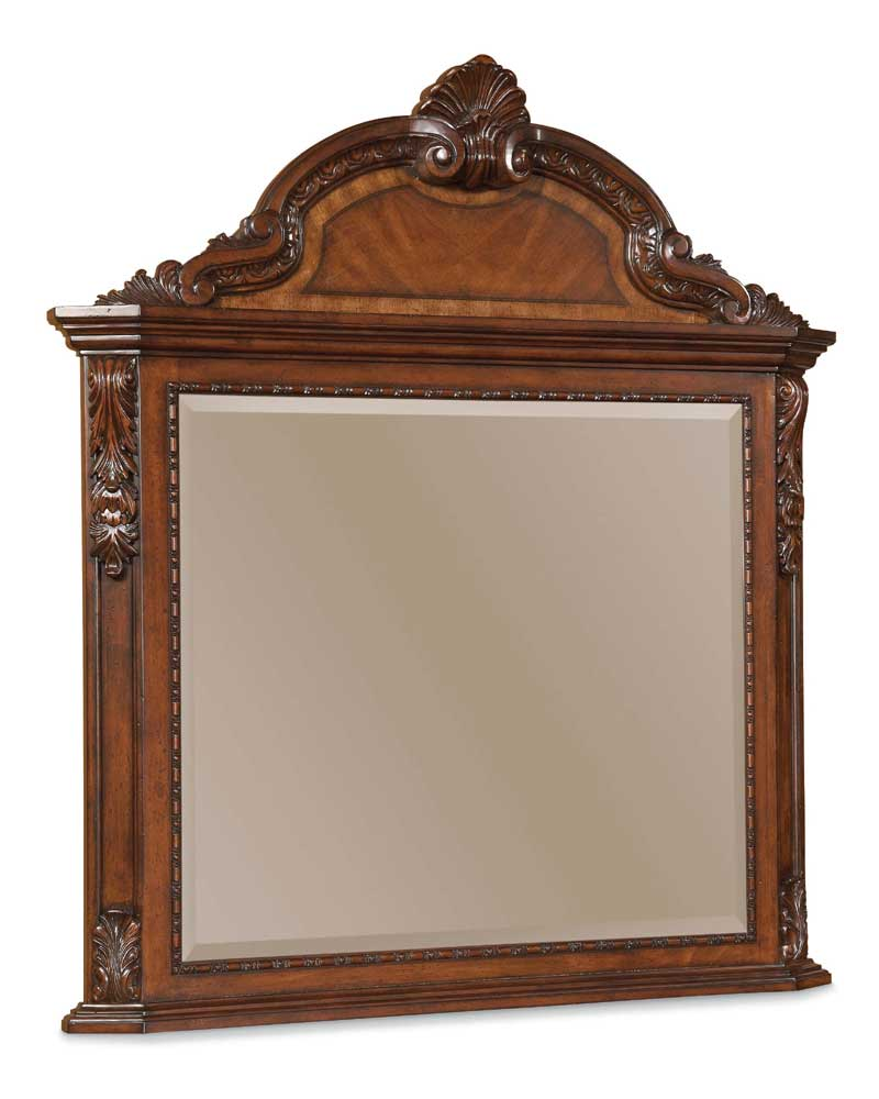 Old World Vertical Mirror by A.R.T. Furniture Inc at Home Collections Furniture