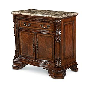 A.R.T. Furniture Inc Old World Door Nightstand