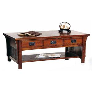 Cocktail Table with 3 Drawers