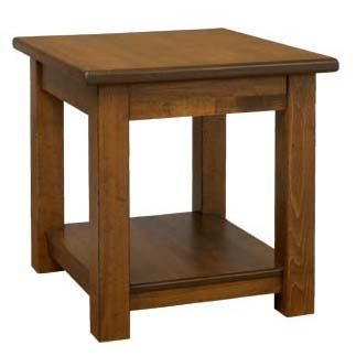 Field Modern End Table by AA Laun at Mueller Furniture