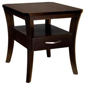 AA Laun Urbane End Table