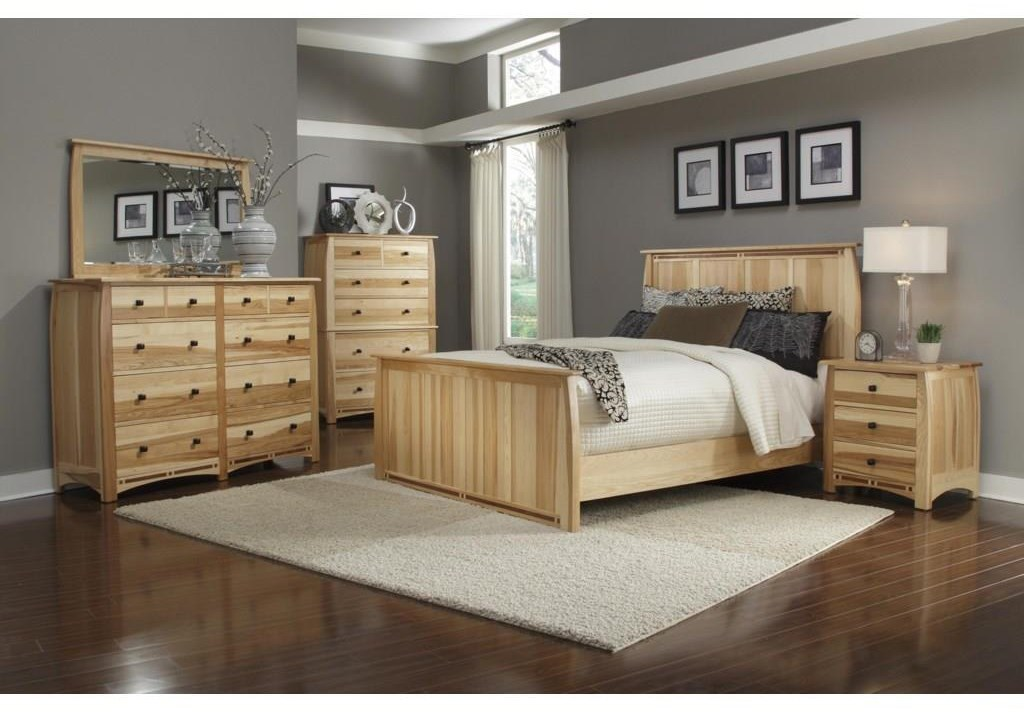 King Bedroom Group at Sadler's Home Furnishings