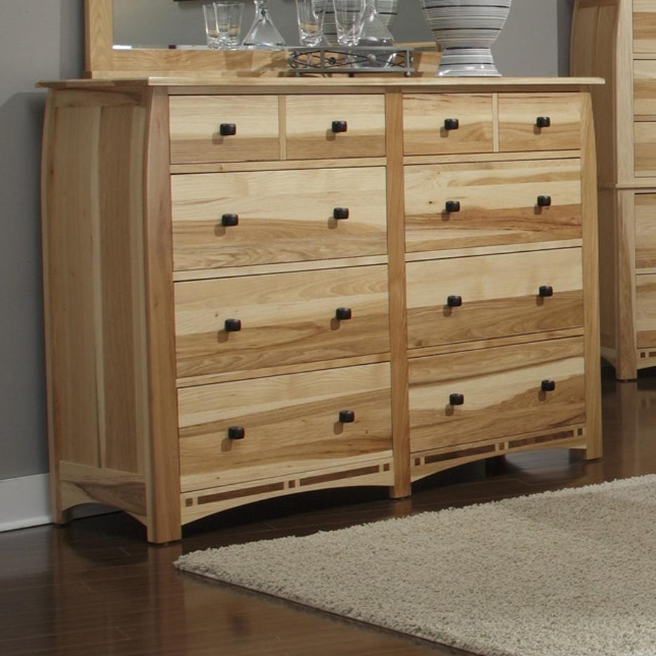 Adamstown Dresser by AAmerica at Suburban Furniture
