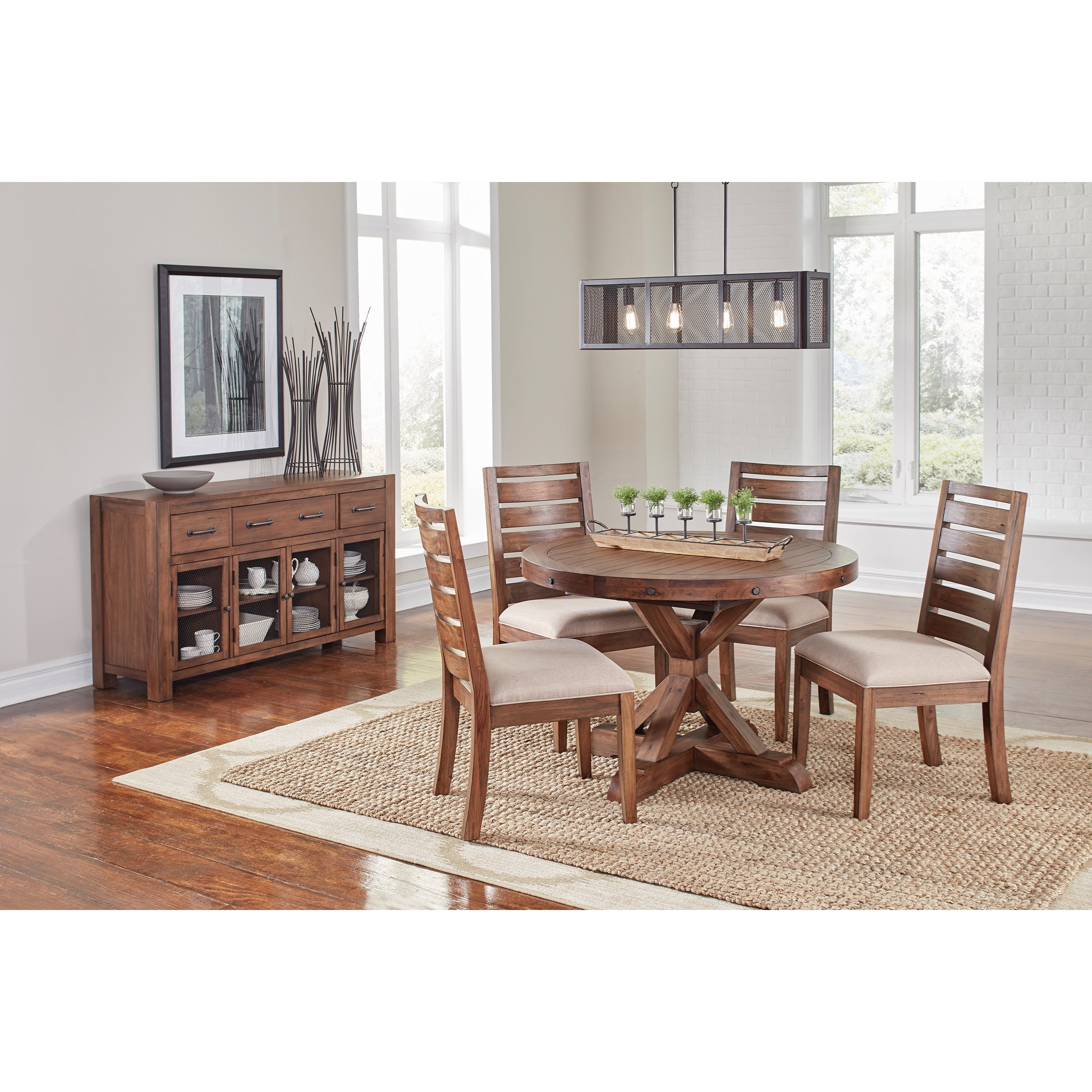 Anacortes Dining Room Group by AAmerica at Van Hill Furniture