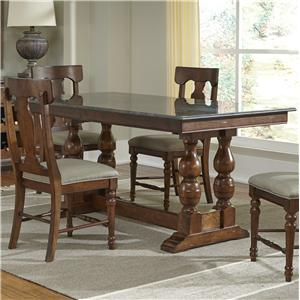 AAmerica Andover Park Rectangular Dining Table