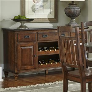 AAmerica Andover Park Dining Server