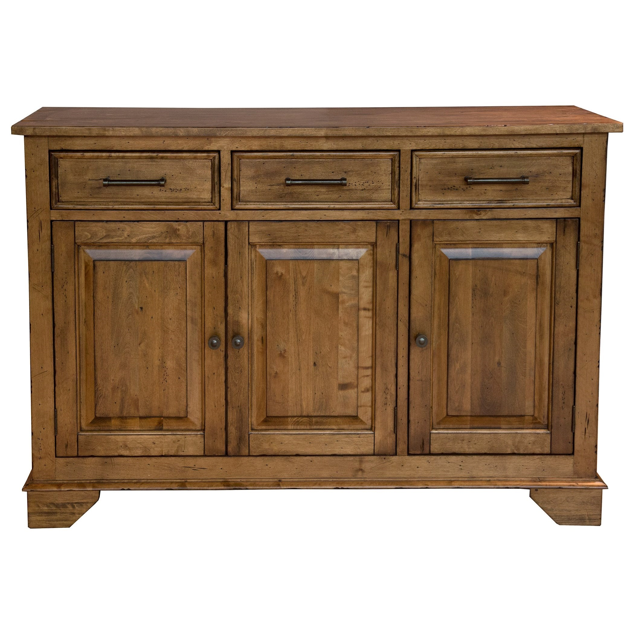 Bennett Dining Storage Server by A-A at Walker's Furniture