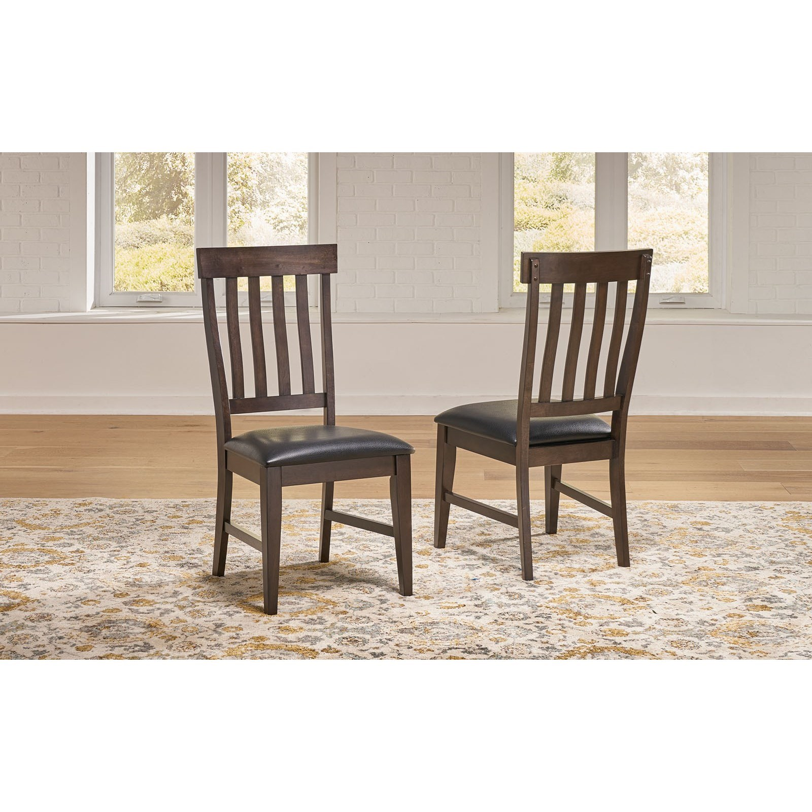 Bremerton Dining Chair by AAmerica at Home Furnishings Direct
