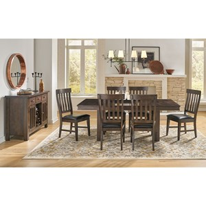 7-Piece Dining and Chair Set