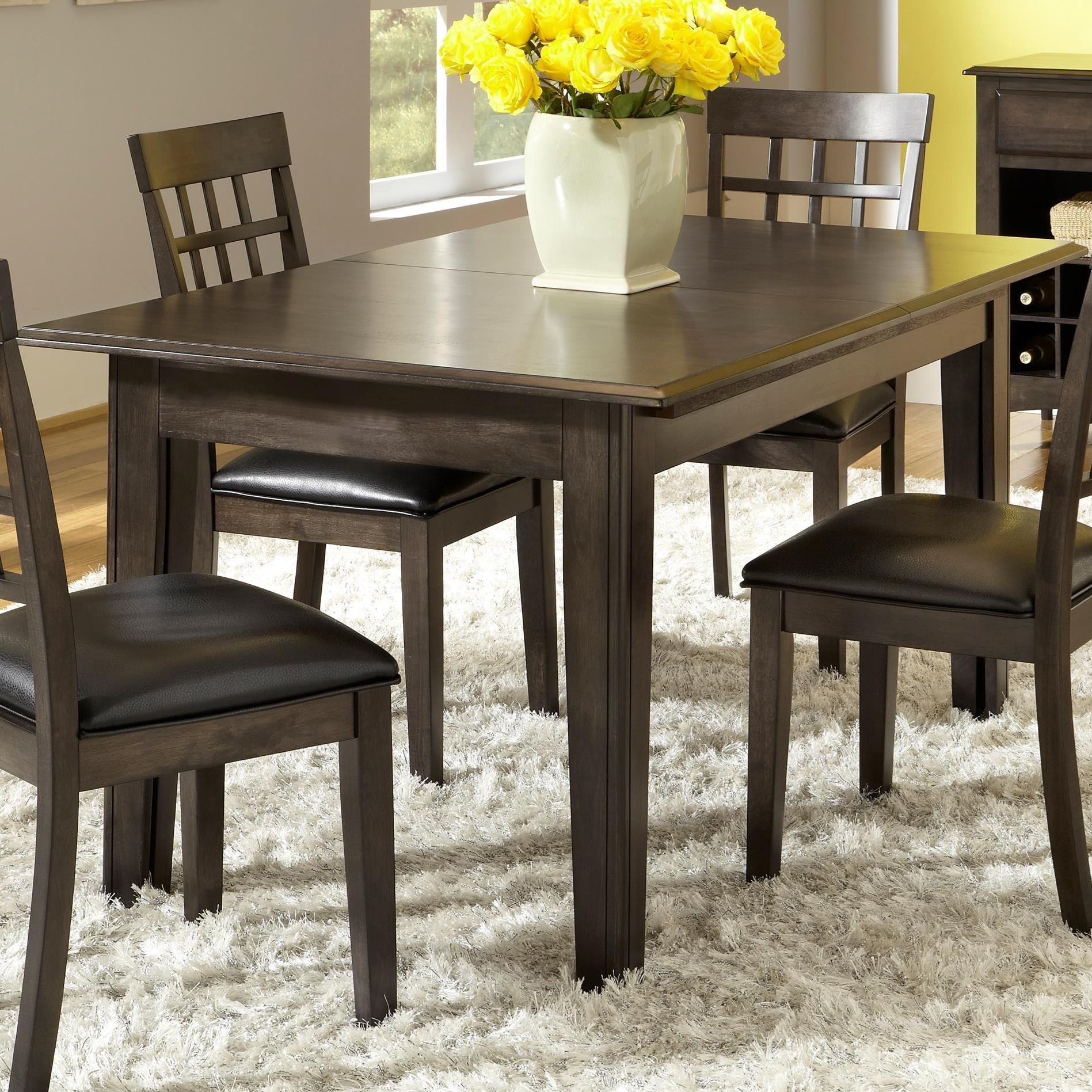 Bristol Point - WG Vers-A-Table With 3 Leaves by A-A at Walker's Furniture