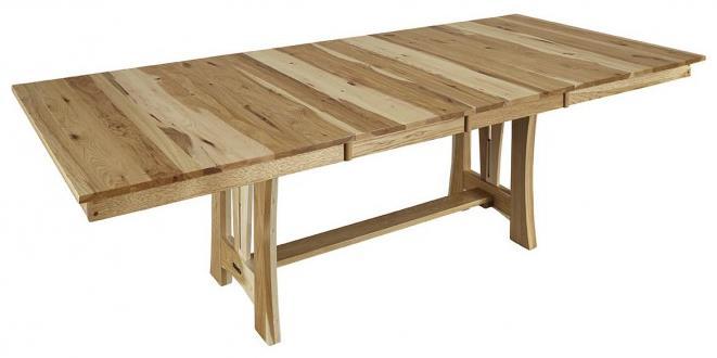Hartford Hartford Trestle Table by A-A at Walker's Furniture