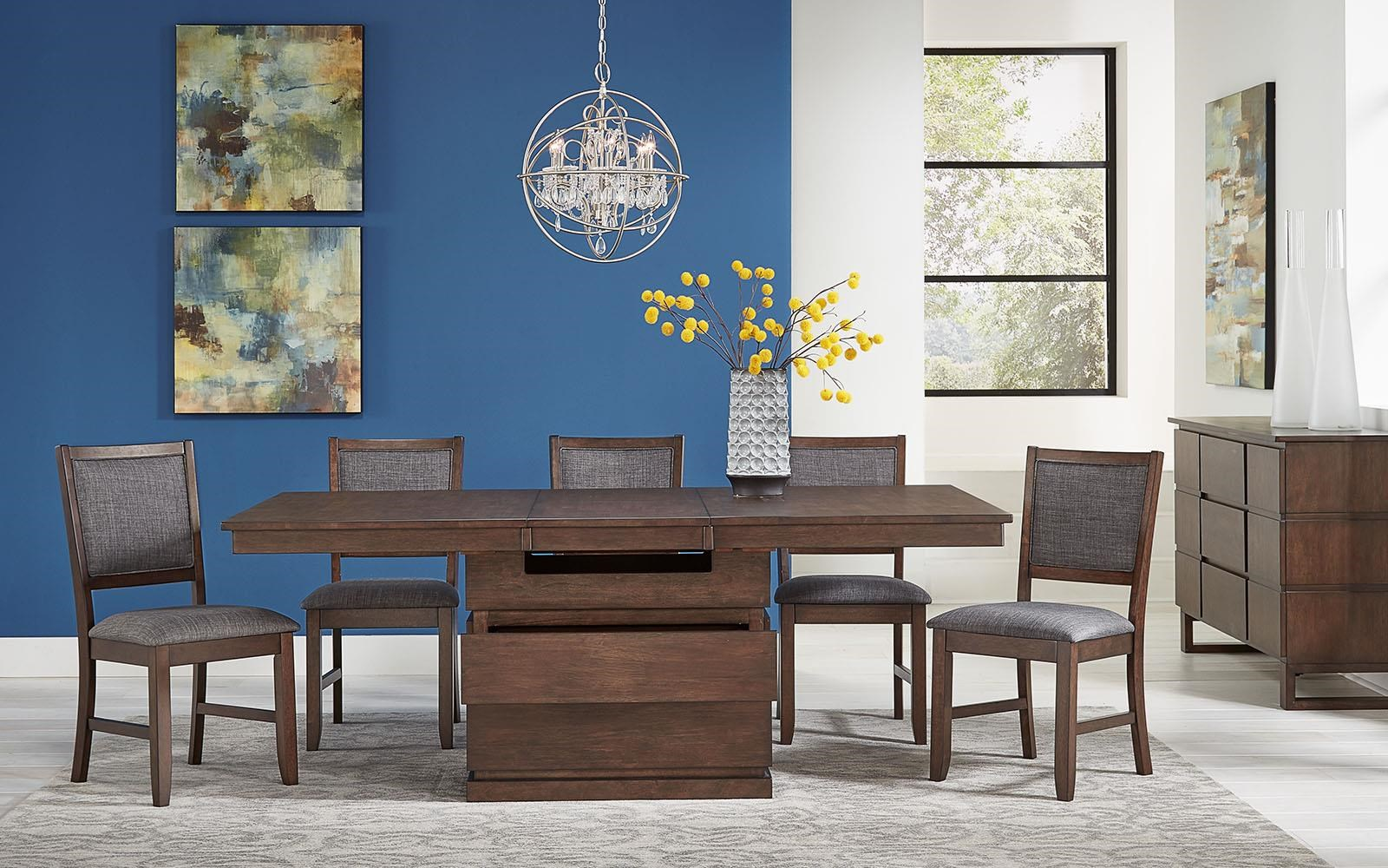 Chesney 5 Piece Dining Set at Ruby Gordon Home
