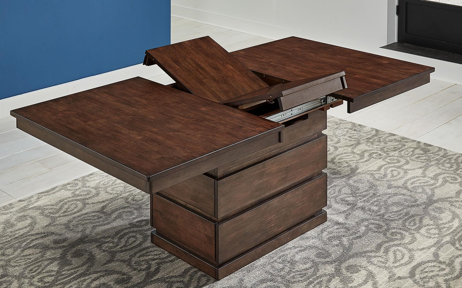 Chesney Dining Table by AAmerica at Furniture Superstore - Rochester, MN