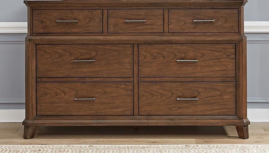 Filson Creek 7-Drawer Dresser by A-A at Walker's Furniture