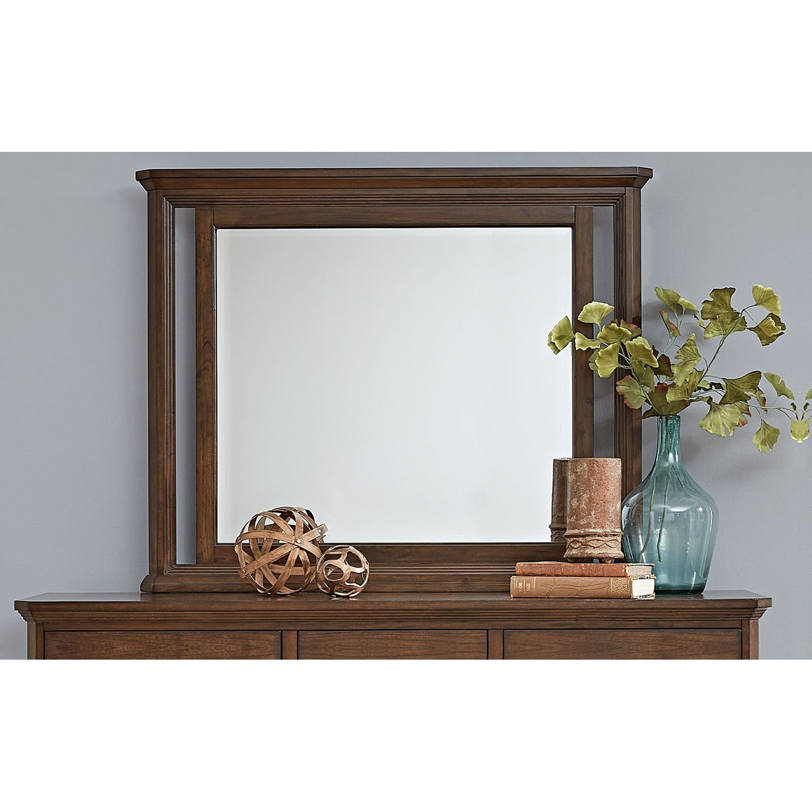 Filson Creek Landscape Mirror by AAmerica at Factory Direct Furniture