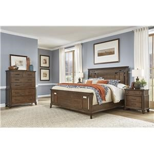 5 Piece King Bedroom Set