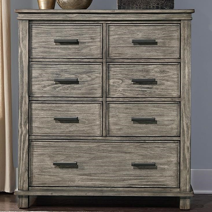 Glacier Point Chest by A-A at Walker's Furniture