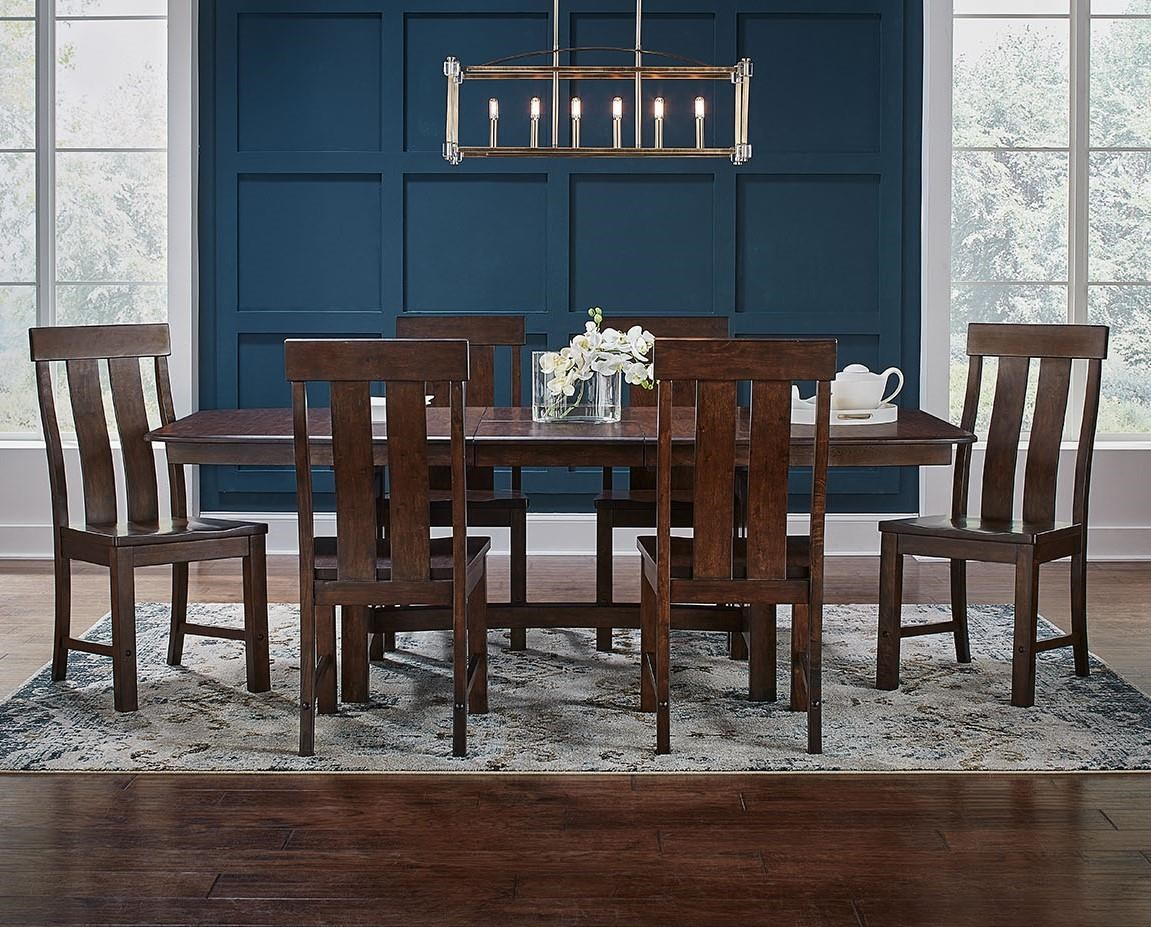 Henderson Dining Set by AAmerica at Furniture Superstore - Rochester, MN