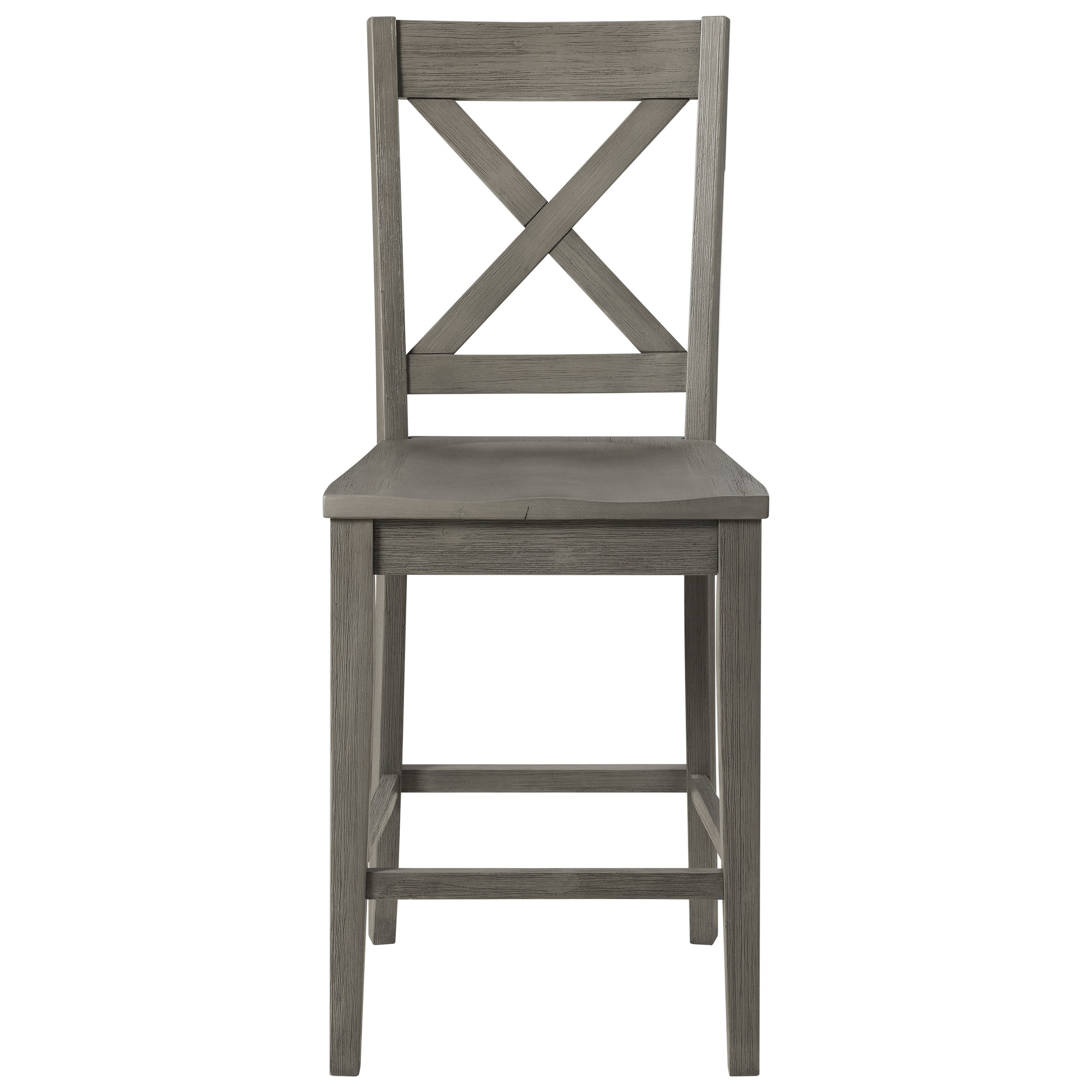 Huron Bar Stool by A-A at Walker's Furniture