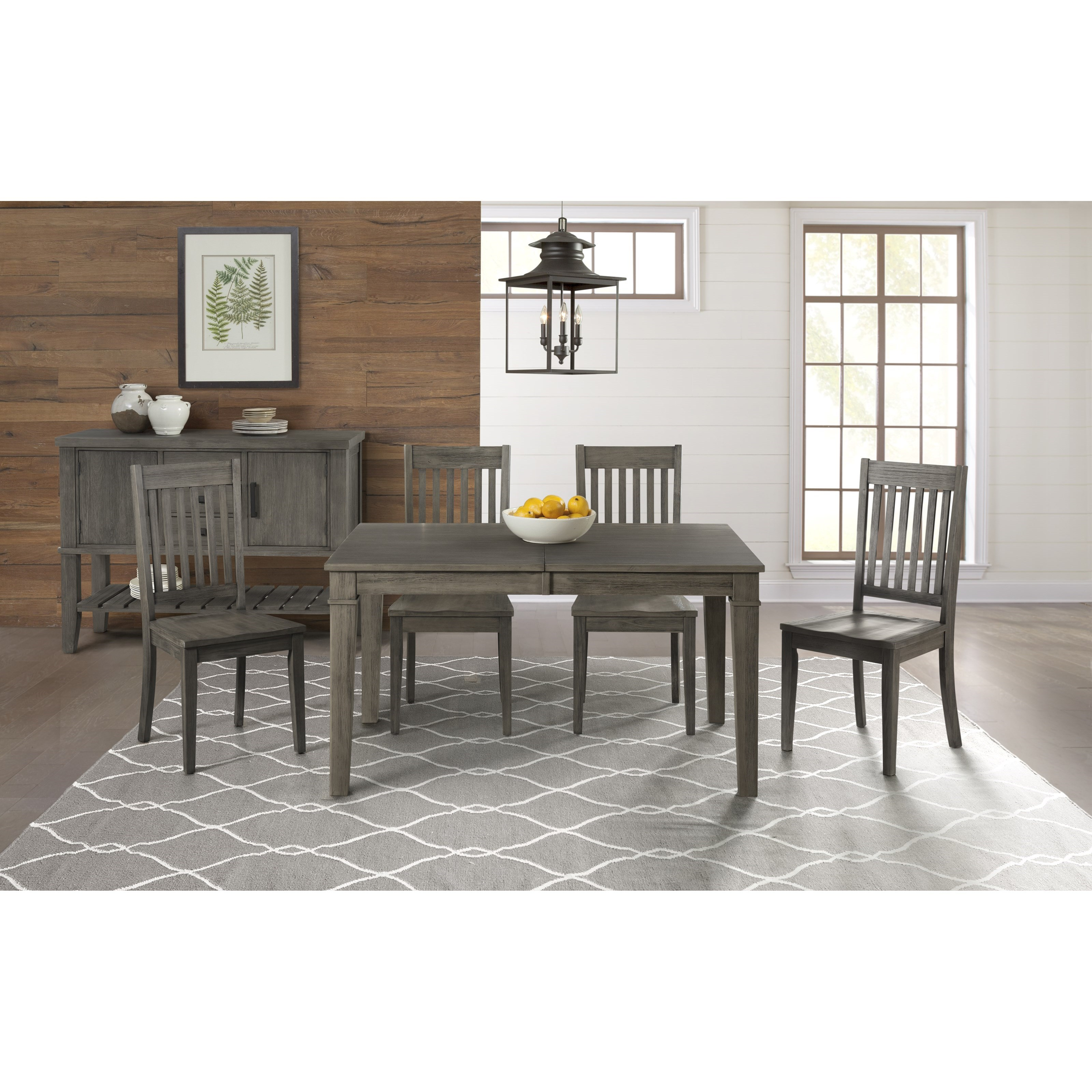 Huron Casual Dining Room Group by AAmerica at Zak's Home