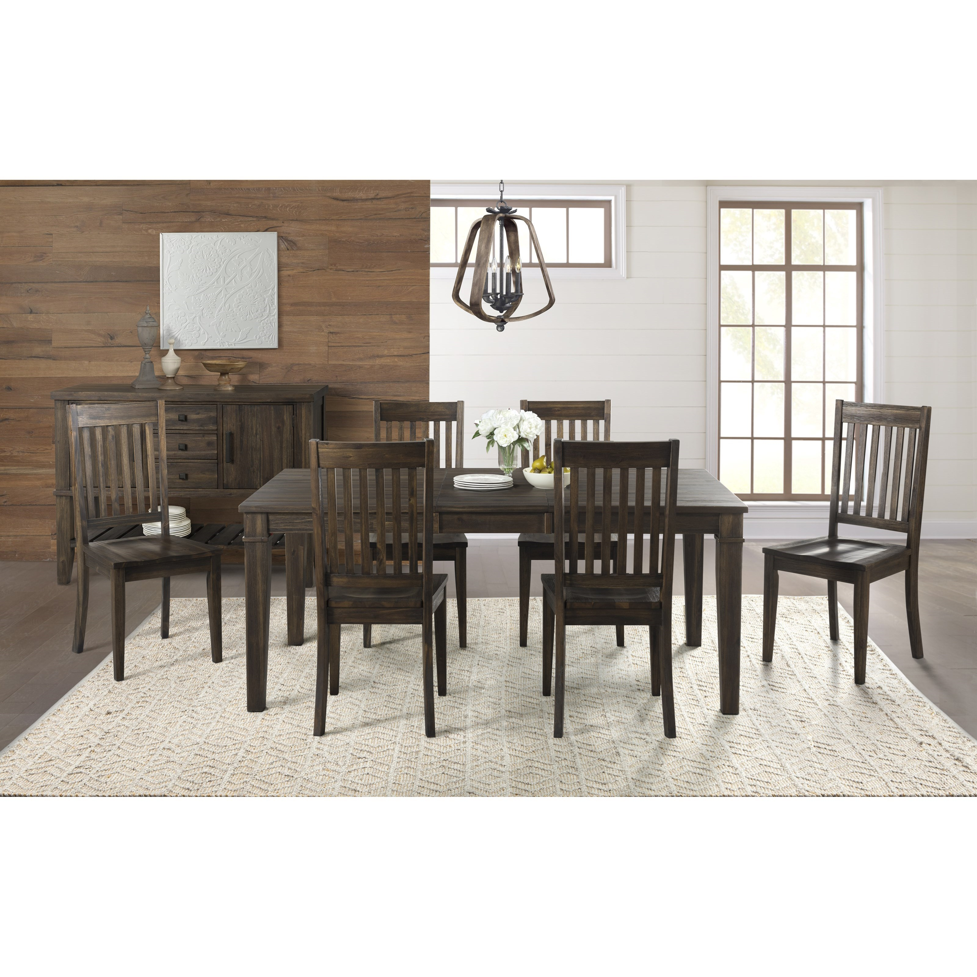 Huron Formal Dining Room Group by AAmerica at Suburban Furniture