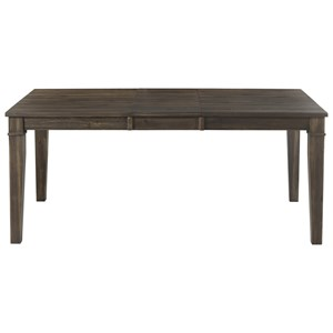 Rectangular Standard Height Leg Table