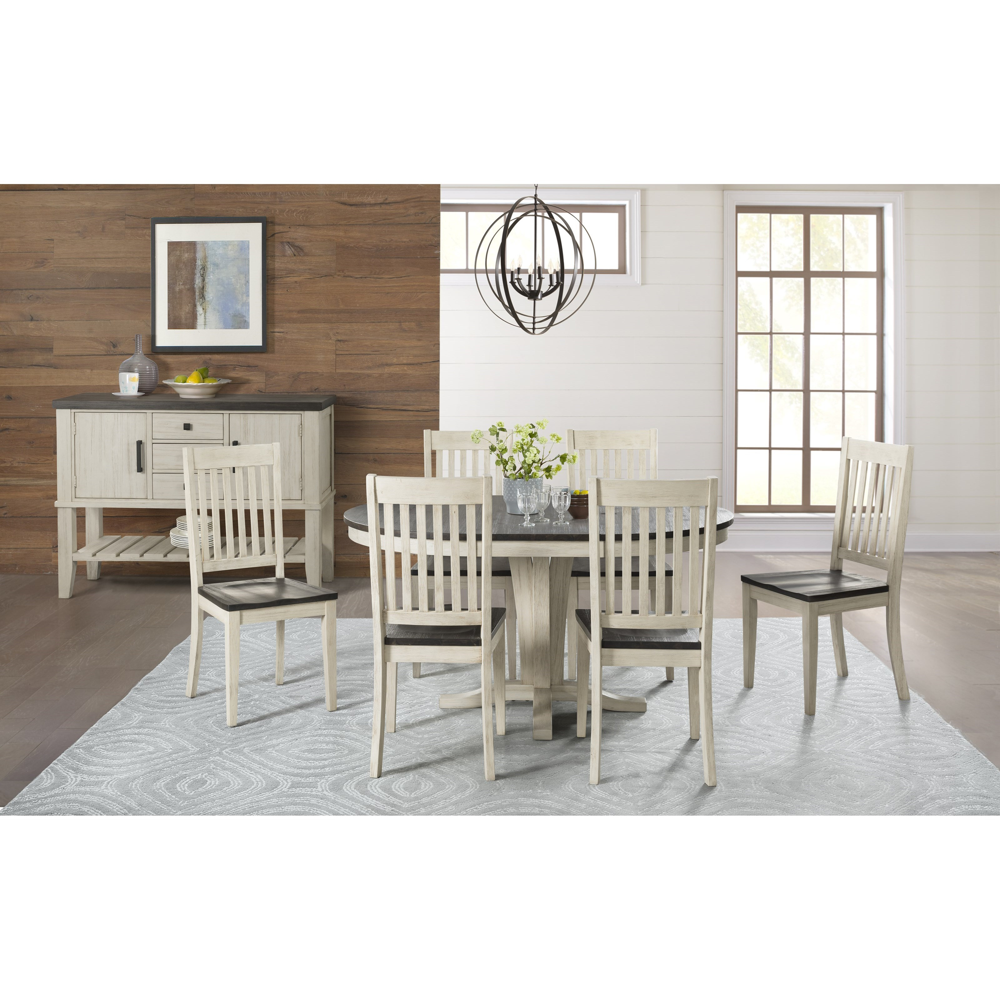 Huron Formal Dining Room Group by AAmerica at Home Furnishings Direct