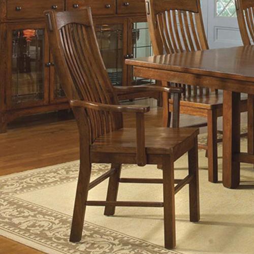 Laurelhurst Arm Chair by A-A at Walker's Furniture