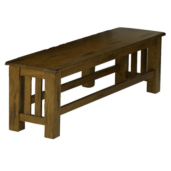 Laurelhurst Storage Bench by A-A at Walker's Furniture