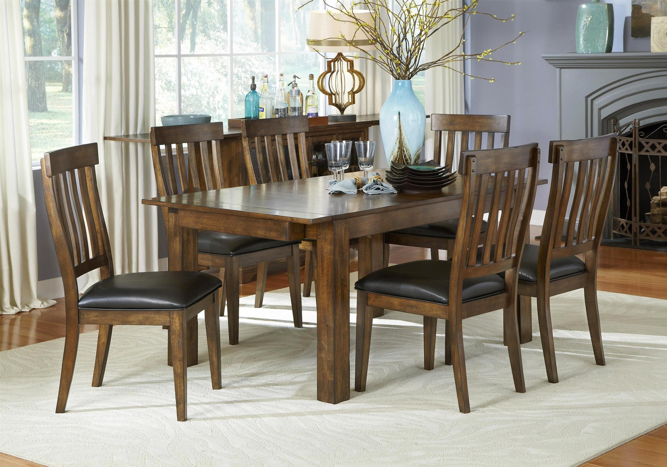 Winchester 5-Piece Tables and Chairs Set at Ruby Gordon Home