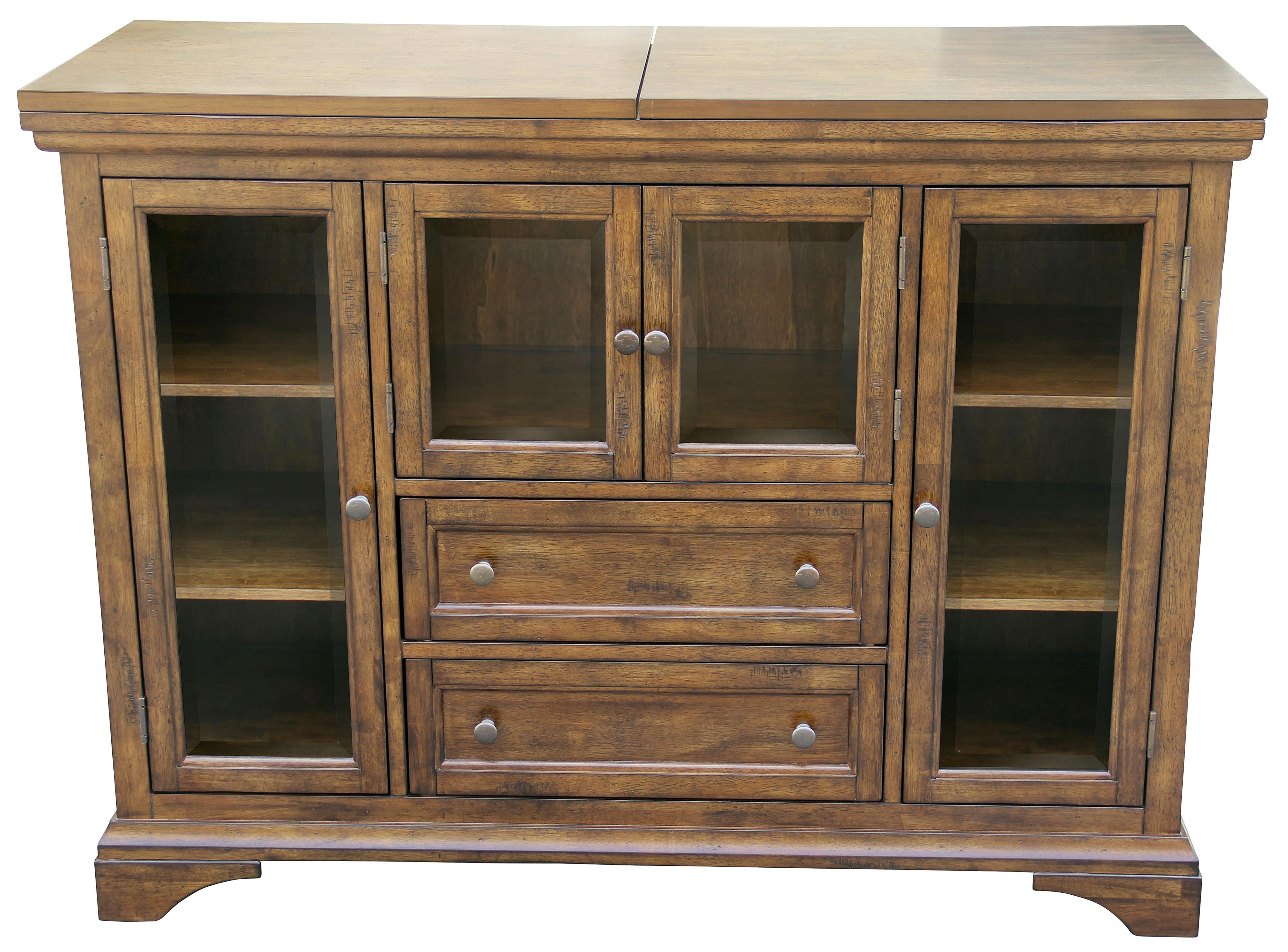 Mariposa Server by AAmerica at Van Hill Furniture