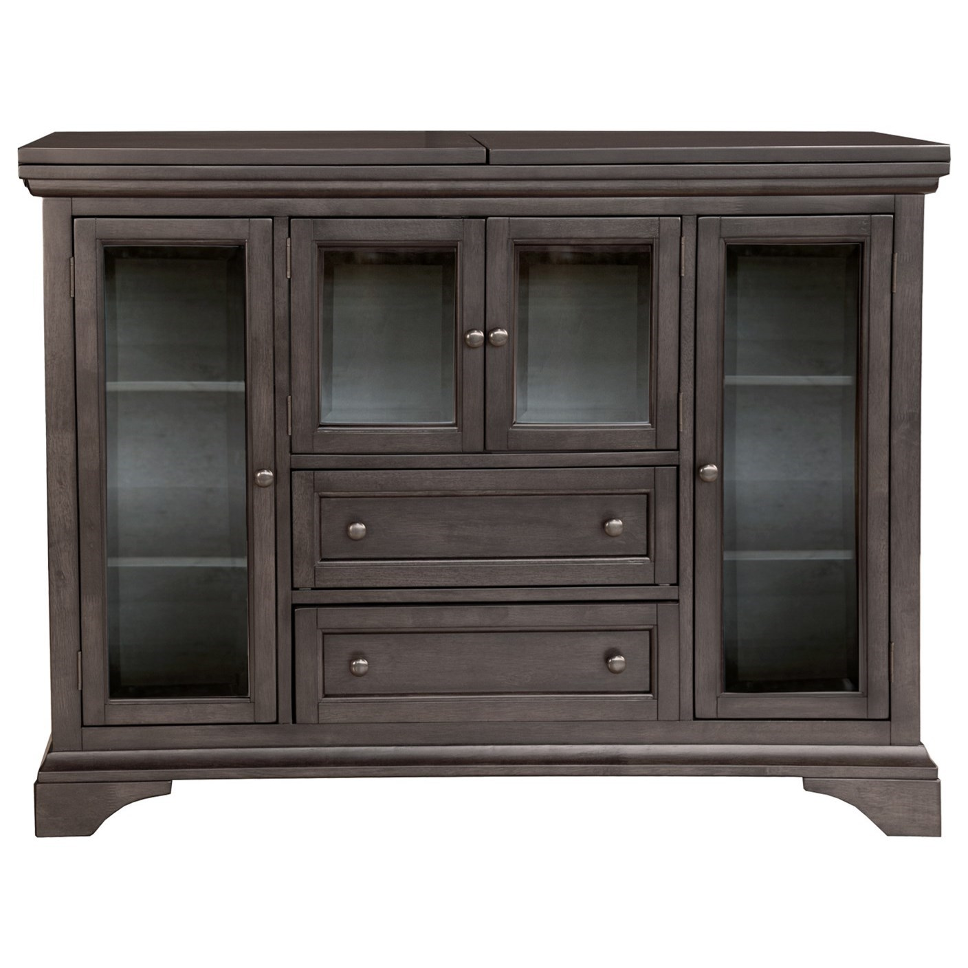 Mariposa Server by A-A at Walker's Furniture