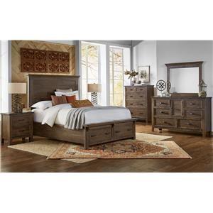 King 4-Piece Bedroom Set