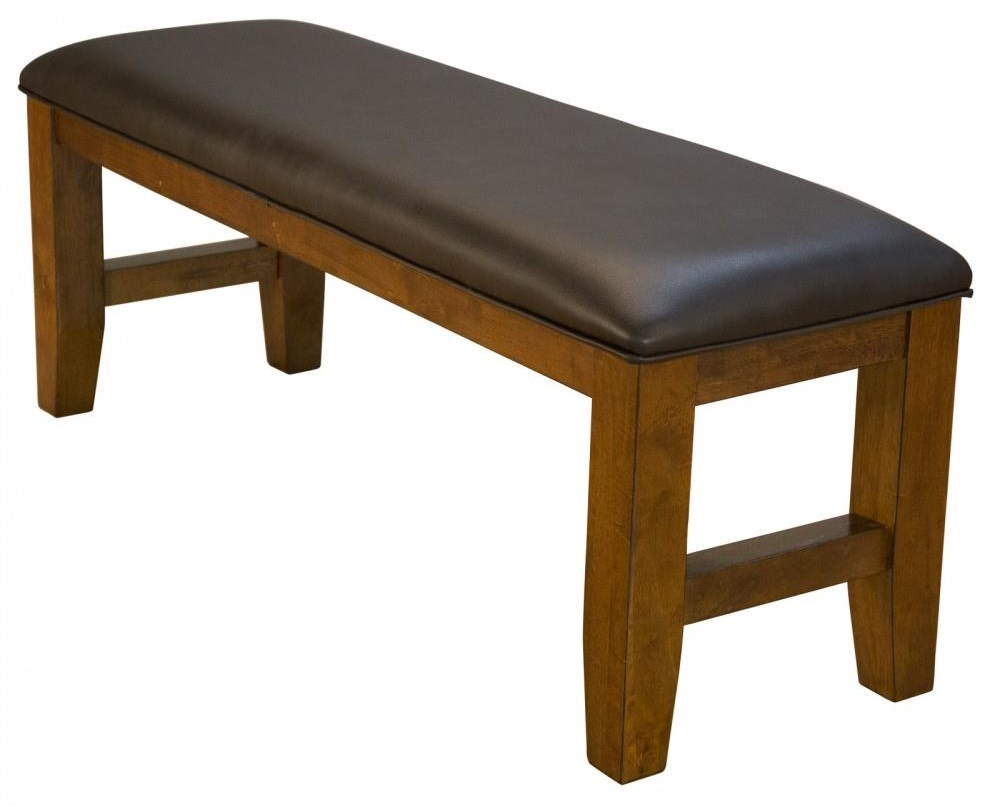 Mason Upholstered Bench by AAmerica at Johnny Janosik